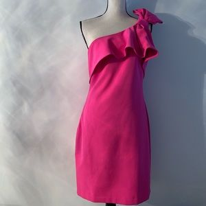 Vince Camuto One Should Bow Dress